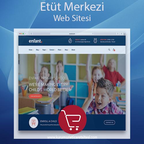 Etüt Merkezi Web Sitesi