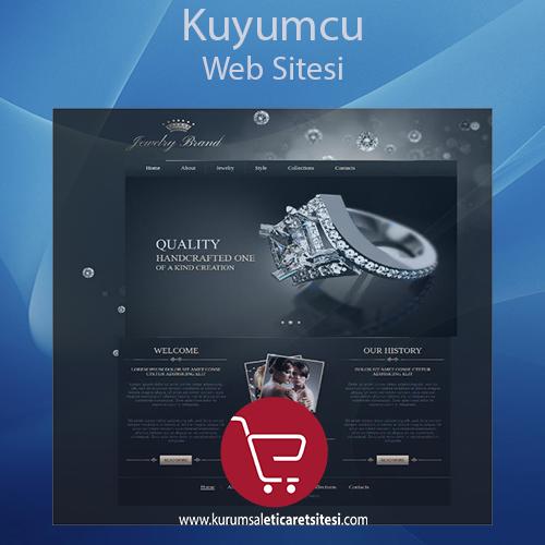 Kuyumcu Web Sitesi