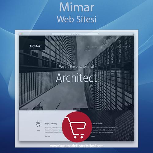 Mimar Web Sitesi