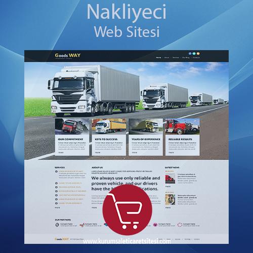 Nakliye Web Sitesi