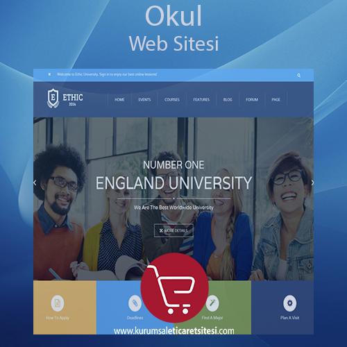 Okul Web Sitesi