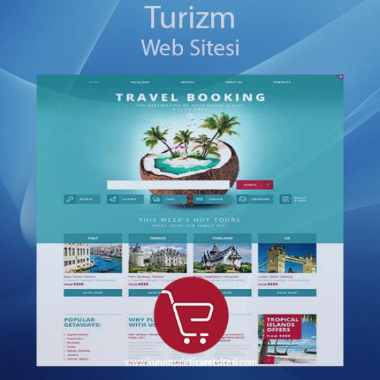 Turizm Web Sitesi