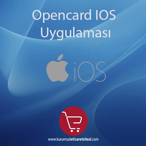 Opencart Mobil Uygulaması (IOS)