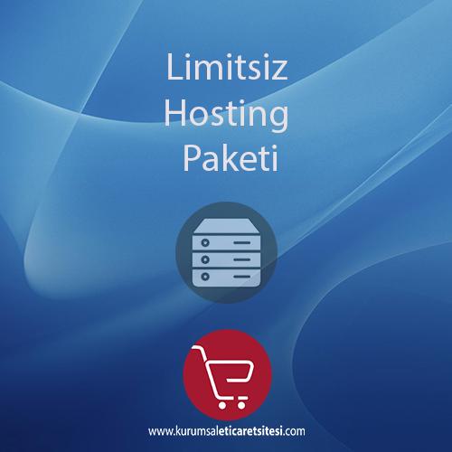 Limitsiz Hosting Paketi