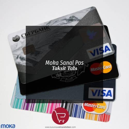 Opencart Moka Sanal Pos Taksit Tabı